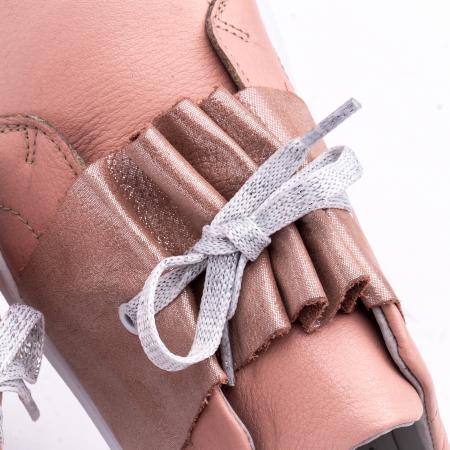 Pantof casual Catali 191654 pudra2