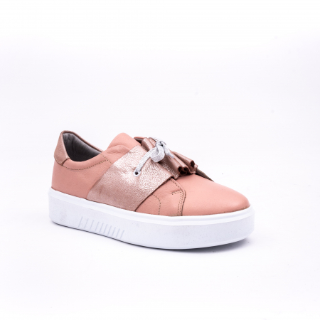 Pantof casual Catali 191654 pudra0