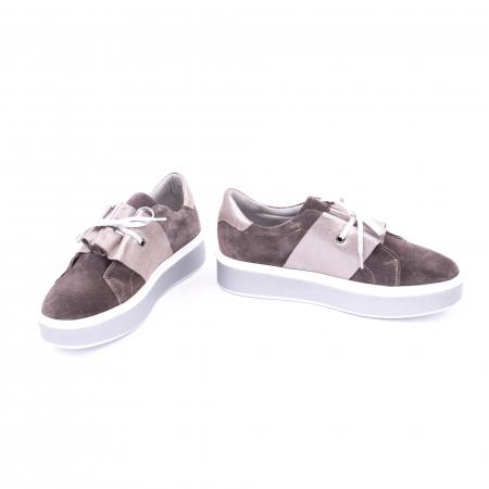 Pantof casual Catali 191654 taupe4