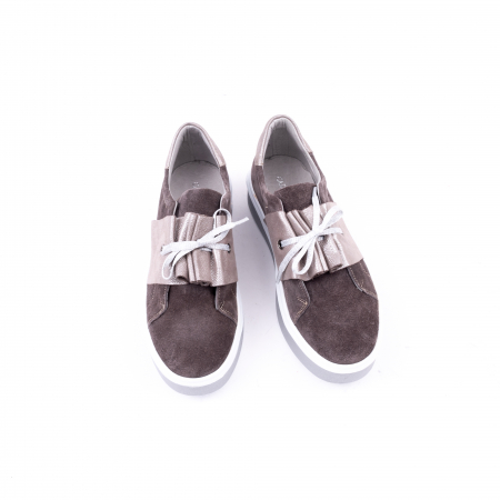 Pantof casual Catali 191654 taupe5