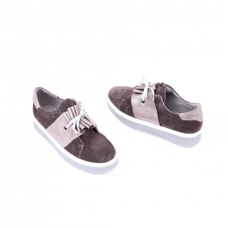 Pantof casual Catali 191654 taupe2