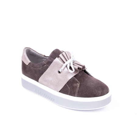 Pantof casual Catali 191654 taupe0