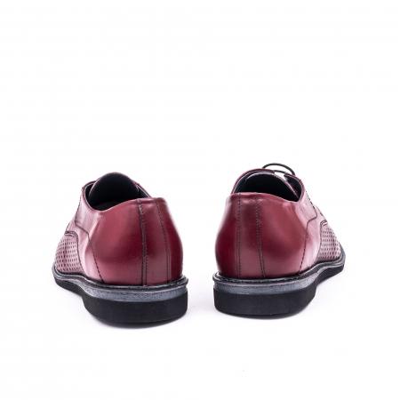 Pantof casual barbat 181591 bordo6