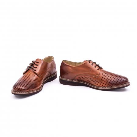 Pantof casual barbat 181591 coniac4