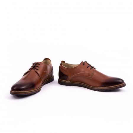 Pantof casual barbat 191523 coniac4