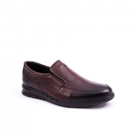 Pantof casual barbat 191525CR maro0