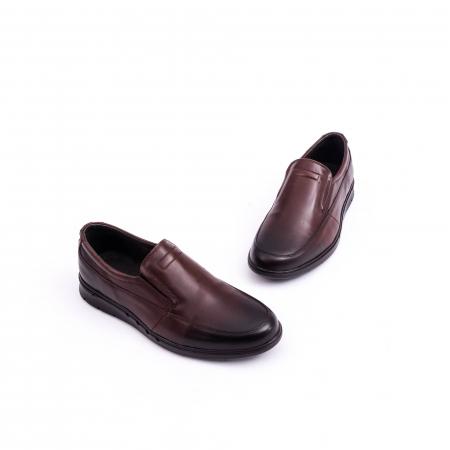 Pantof casual barbat 191525CR maro3