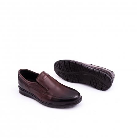 Pantof casual barbat 191525CR maro2