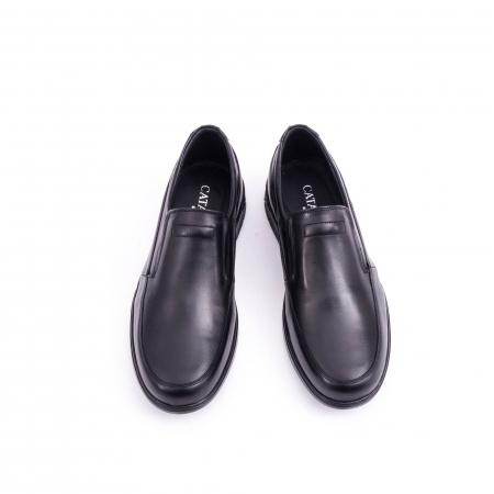 Pantof casual barbat 191525CR negru5