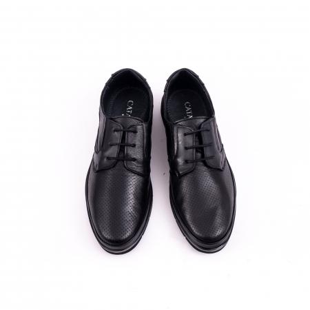 Pantof casual barbat 191536 negru [6]