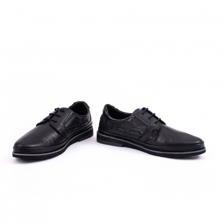 Pantof casual barbat 191536 negru [4]