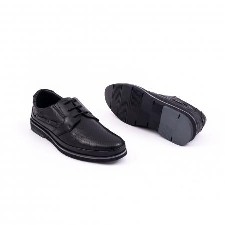 Pantof casual barbat 191536 negru2