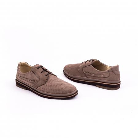 Pantof casual barbat 191536 vizon3