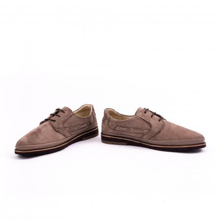 Pantof casual barbat 191536 vizon4