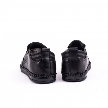 Pantof casual barbat 191543 negru6