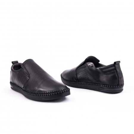 Pantof casual barbat 191543 negru3