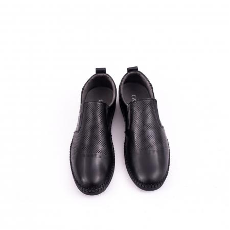 Pantof casual barbat 191543 negru5
