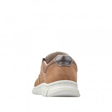 Pantofi casual din piele ecologica barbati B7766-243