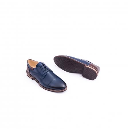 Pantof casual barbat CataliShoes 181594CR bleumarin2