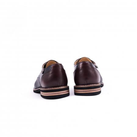 Pantof casual barbat CataliShoes 181594CR negru6