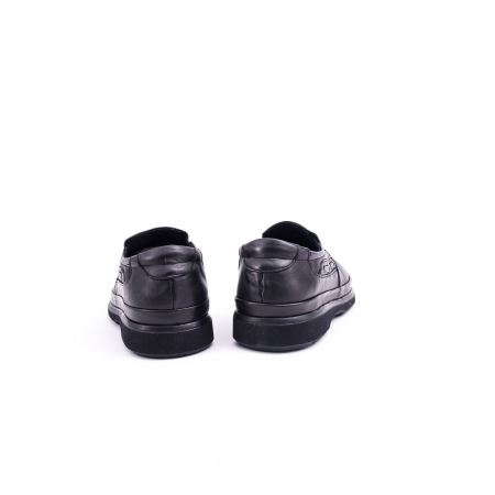 Pantof casual barbat CataliShoes 182507STAR negru6
