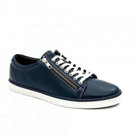 Pantof casual barbat LFX 801 bleumarin1