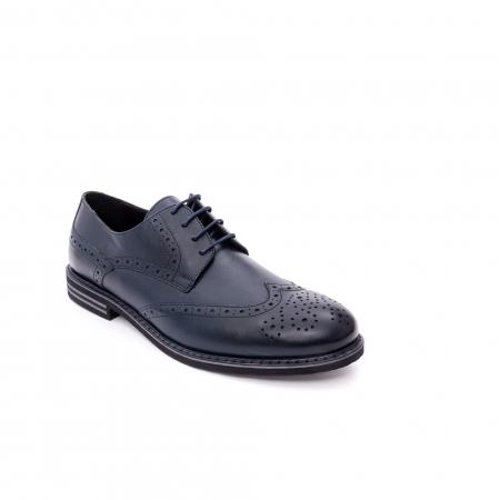 Pantof casual barbat LFX 979 bleumarin0