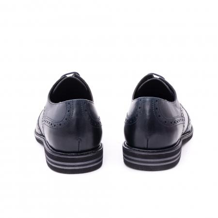 Pantof casual barbat LFX 979 bleumarin4