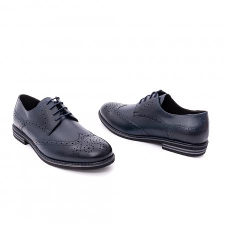 Pantof casual barbat LFX 979 bleumarin1