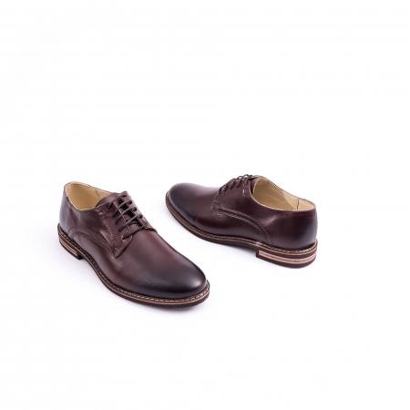 Pantof casual barbat marca CataliShoes 171534CR maro [2]
