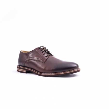 Pantof casual barbat marca CataliShoes 171534CR maro [0]