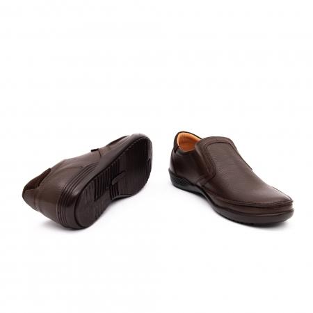 Pantof casual barbat OT 220 maro4