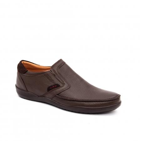 Pantof casual barbat OT 220 maro0