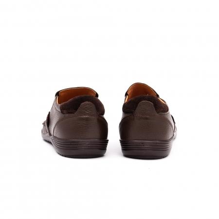 Pantof casual barbat OT 220 maro2