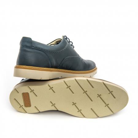 Pantofi casual barbati Otter OT 5915 navy lotus, bleumarin4