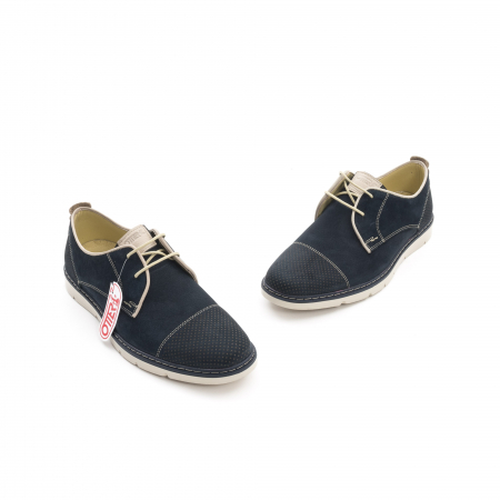 Pantof casual barbat OT 5925 42-2 bleumarin1