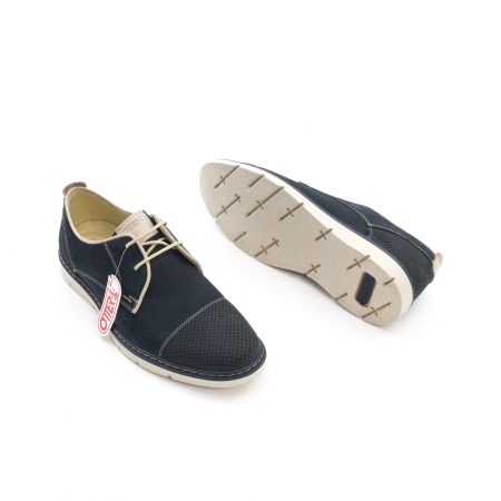 Pantof casual barbat OT 5925 42-2 bleumarin3