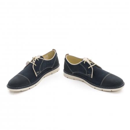 Pantof casual barbat OT 5925 42-2 bleumarin4