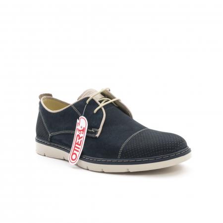 Pantof casual barbat OT 5925 42-2 bleumarin0