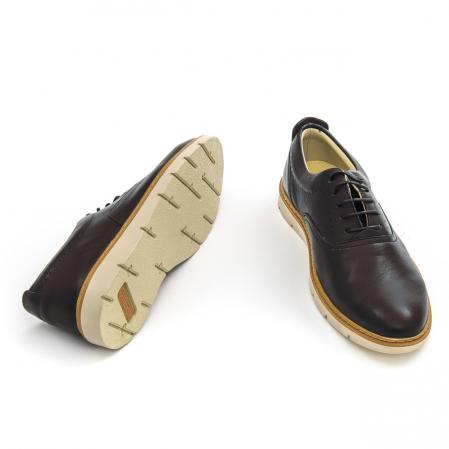 Pantof casual barbat OT 5915 black lotus3