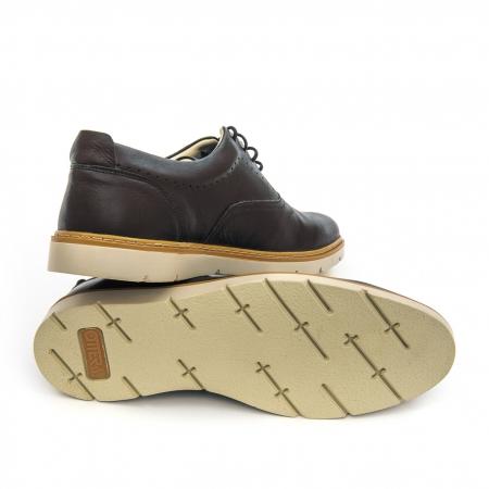 Pantof casual barbat OT 5915 black lotus4
