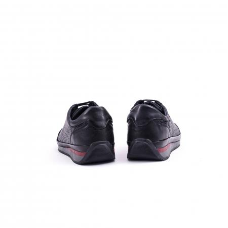 Pantof casual CataliShoes 191535 STAR negru6