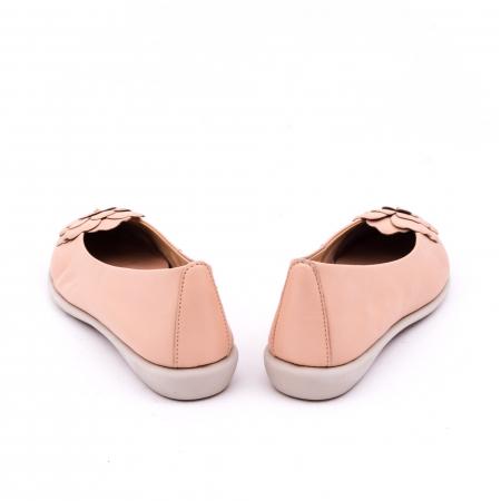 Pantof casual dama B226 pudra6