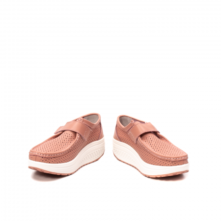 Pantofi dama casual de vara, piele naturala, 2075 P4
