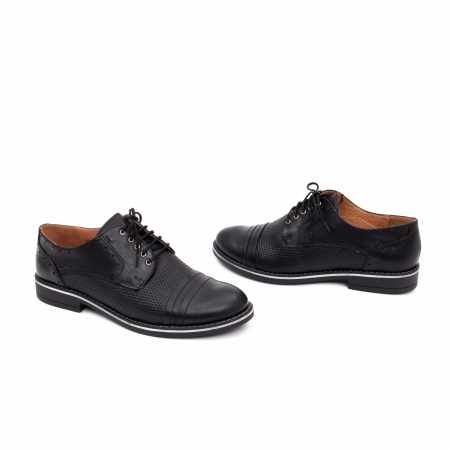 Pantof casual dama LFX 094 negru2