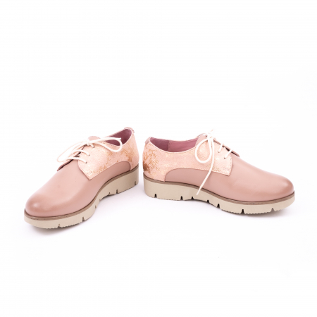 Pantof casual dama LFX 200 pudra4