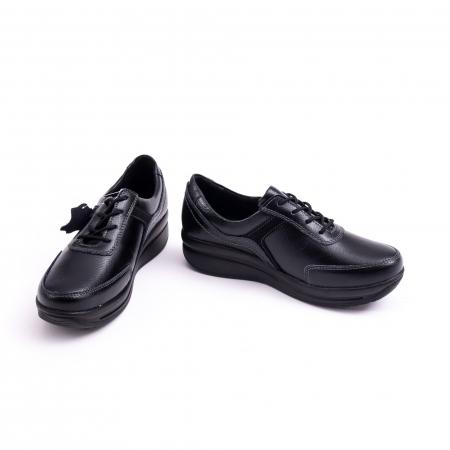 Pantof casual dama marca Angel Blue F002-94 black4
