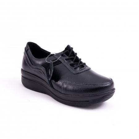 Pantof casual dama marca Angel Blue F002-94 black0