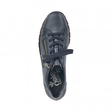 Pantofi casual dama, piele naturala, 53702-143