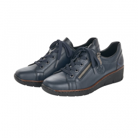 Pantofi casual dama, piele naturala, 53702-146